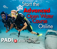 Cross Current Divers Advanced Open Water Diver Course