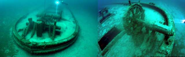 Lond Point Wreck Diving