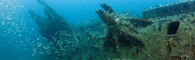 North Carolina Wreck Diving